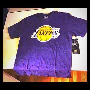 Lakers tee